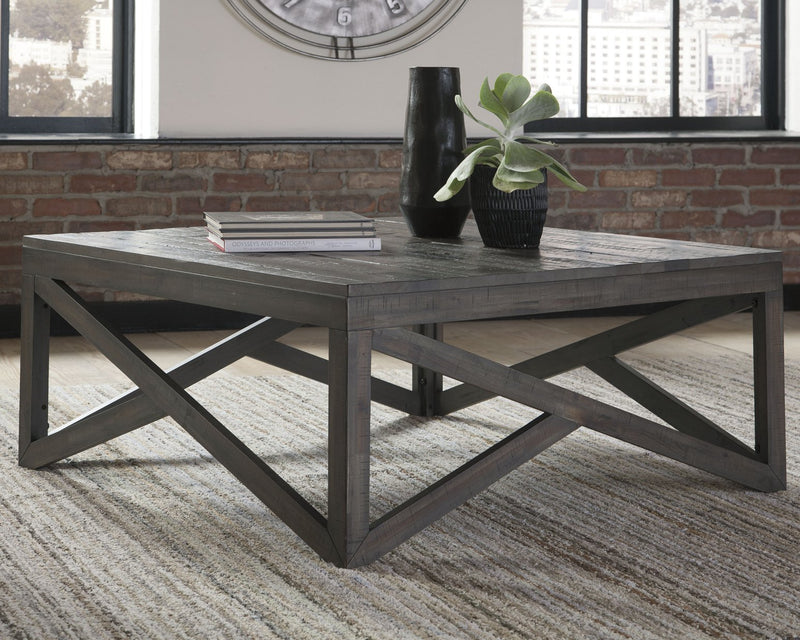 Haroflyn Signature Design by Ashley Cocktail Table image