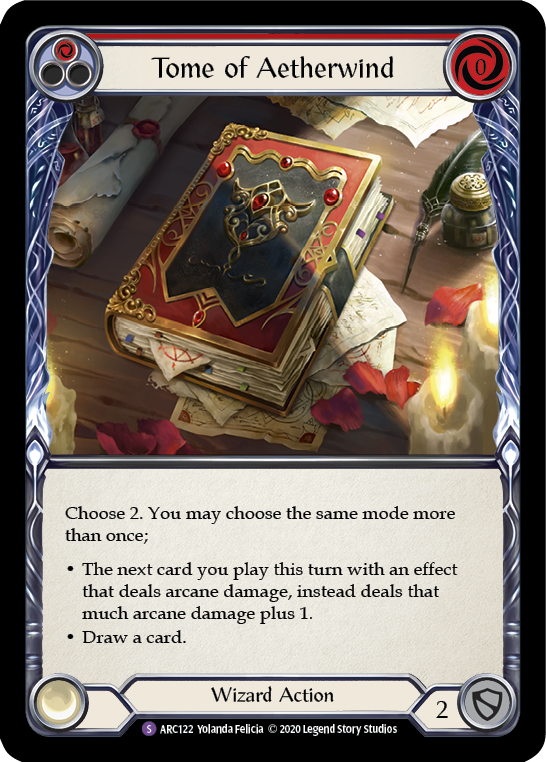 Tome of Aetherwind (Unlimited)