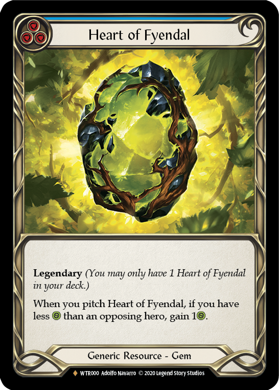 Heart of Fyendal (Unlimited)