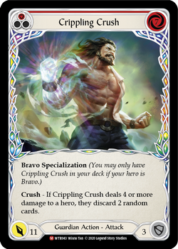 Crippling Crush (Unlimited)