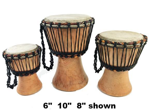 "African Djembe Junior 10"" - R0109"
