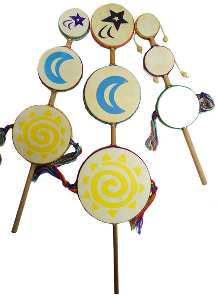 Sun Moon Star Drum w/ DVD - J0181D