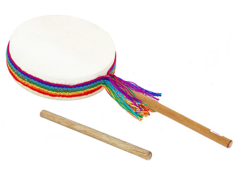 Damasas Drum on a Stick w/ Stick - J020D