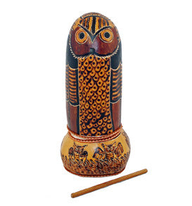 Mother Owl Shaker - J0257