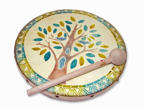 Blooming Tree Frame Drum  - J0571