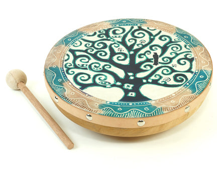 Frame Drum Tree Of Life - J057