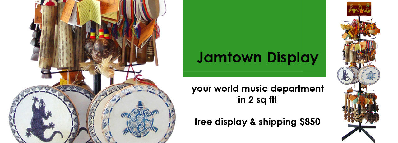 jamtown display