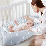 FreeNest™| Adjustable Organic Baby Nest ( 01-12M) - 4 Seasons Baby