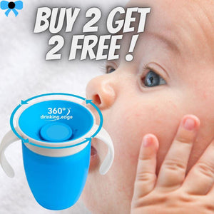MagicCup™ | Led weaning 360° Sippy Cup - 4 Seasons Baby