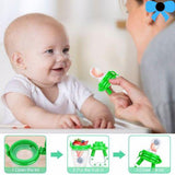 3-Pack Fruitpacifier™ | Fruit feeder teething baby - 4 Seasons Baby