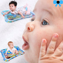 Load image into Gallery viewer, TummyLife ™| Tummy Time Water Mat - 4 Seasons Baby