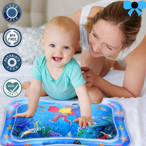 TummyLife ™| Tummy Time Water Mat - 4 Seasons Baby