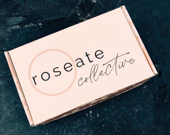roseate collective gift box