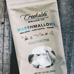 creekside mallow co. peanut butter marshmallows gourmet handcrafted
