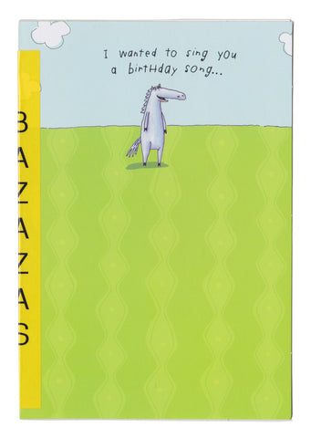 greetings: i wanted to sing you a birthday song