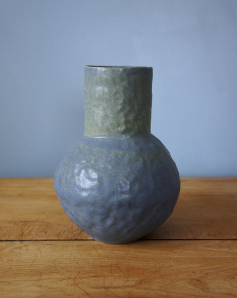 ball and cylinder vase