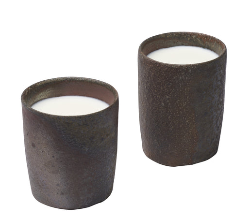 wood fired small cups