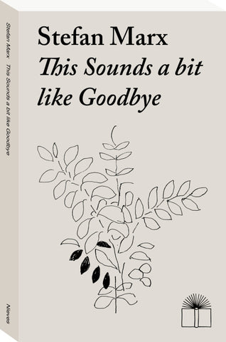 this sounds a bit like goodbye, by stefan marx