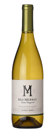 MacMurray Pinot Gris 2016, Sonoma County