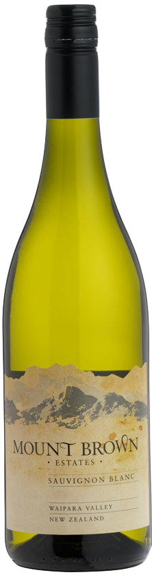 Mount Brown Sauvignon Blanc 2018, Waipara