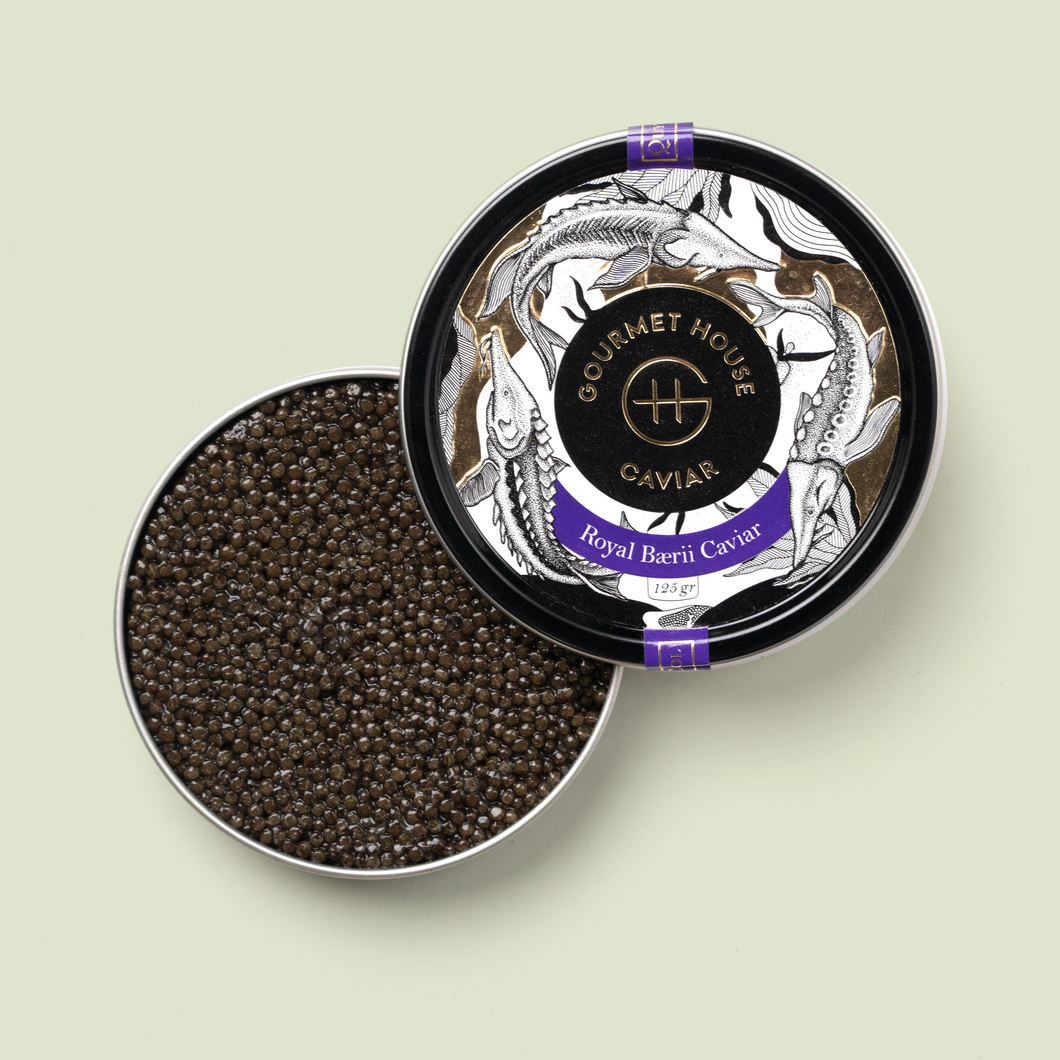 Royal Baeri Caviar