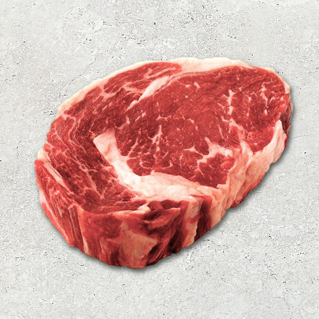 2 x Buccleuch Rib Eye Steaks £37.50/kg