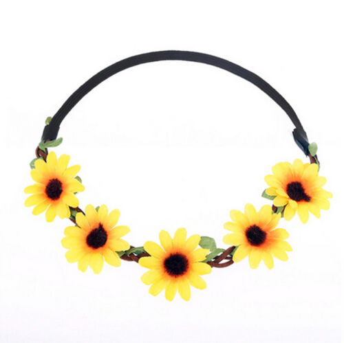 Sun Flowers Hairband