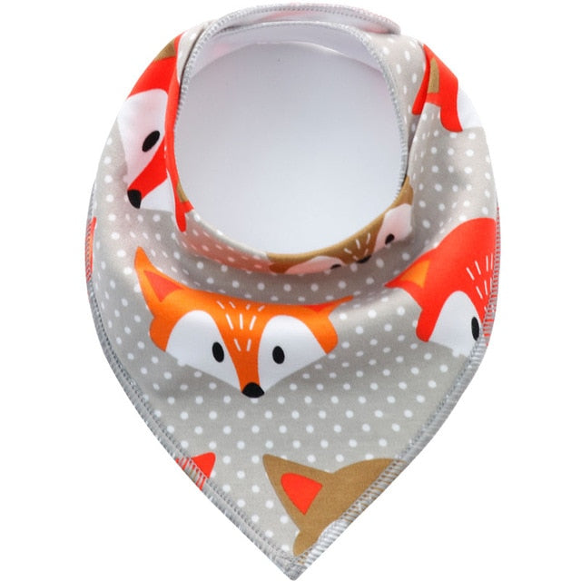 Foxy Cloth Bib