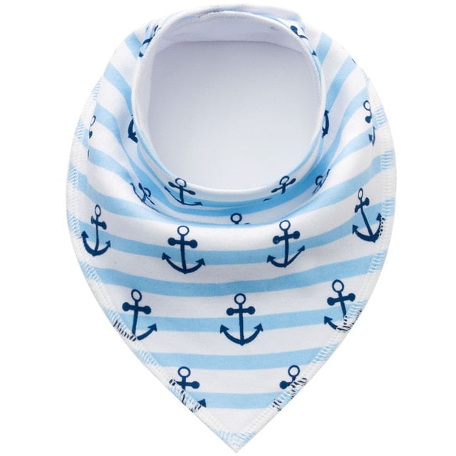 Anchor Cloth Bib