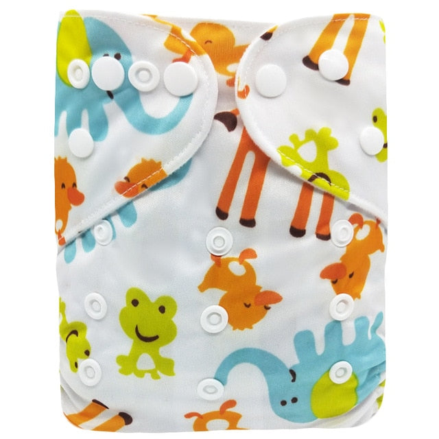 Baby Reusable Cloth Diaper