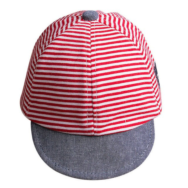 Striped Cap