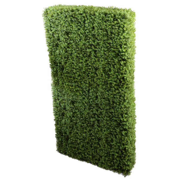 Deluxe Portable Buxus Hedge UV Resistant 100cm Long x 200cm High