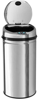 BRIENZ 42L Automatic Sensor Trash Bin -S/Steel