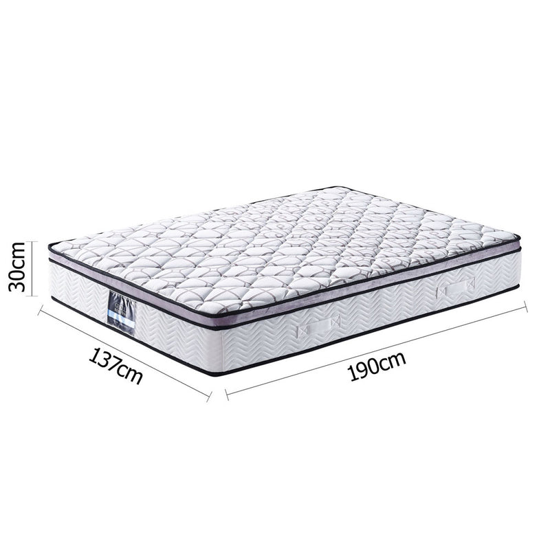 Giselle Bedding Double Size Cool Gel Foam Mattress