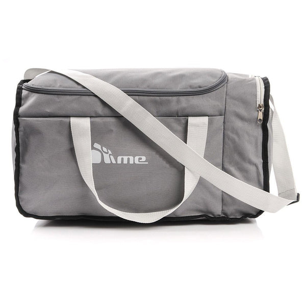 40L Foldable Gym Bag (Grey)