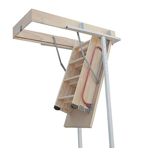 Attic Loft Ladder - 2200mm to 2700mm