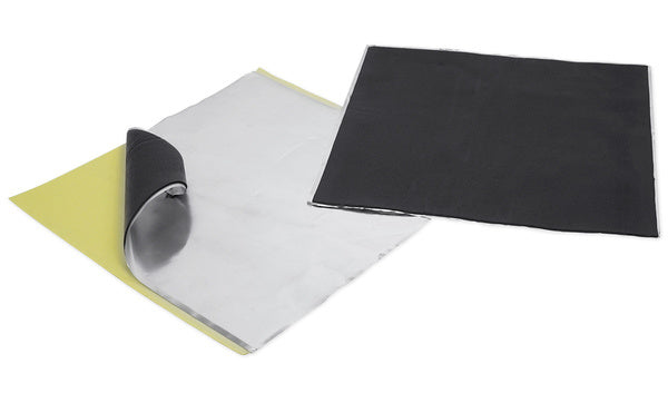 1.8m2 Sound Deadener Butyl Car Insulation Dampening Proofing