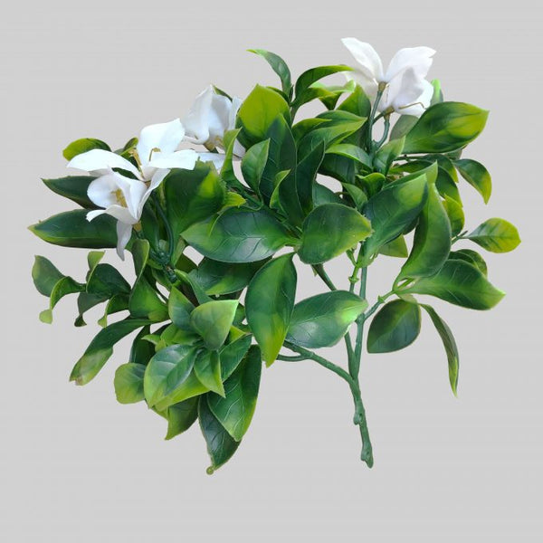 White Flowering Jasmine Stem UV Resistant 30cm
