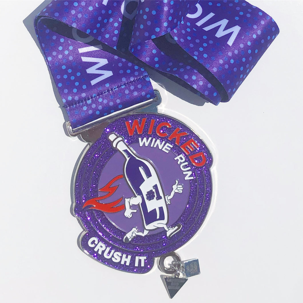 Summer Wine Club Challenge Medal Only