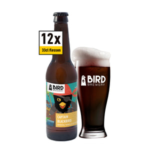 Captain Blackbird - 12x33cl (SPECIAL)