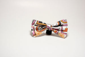 """Scary Monsters"" Bow Tie - love dog republic"