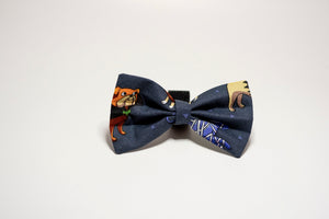 """Zombies"" Bow Tie - love dog republic"