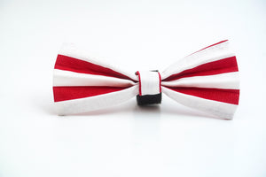 Peppermint Kisses Bow Tie - love dog republic