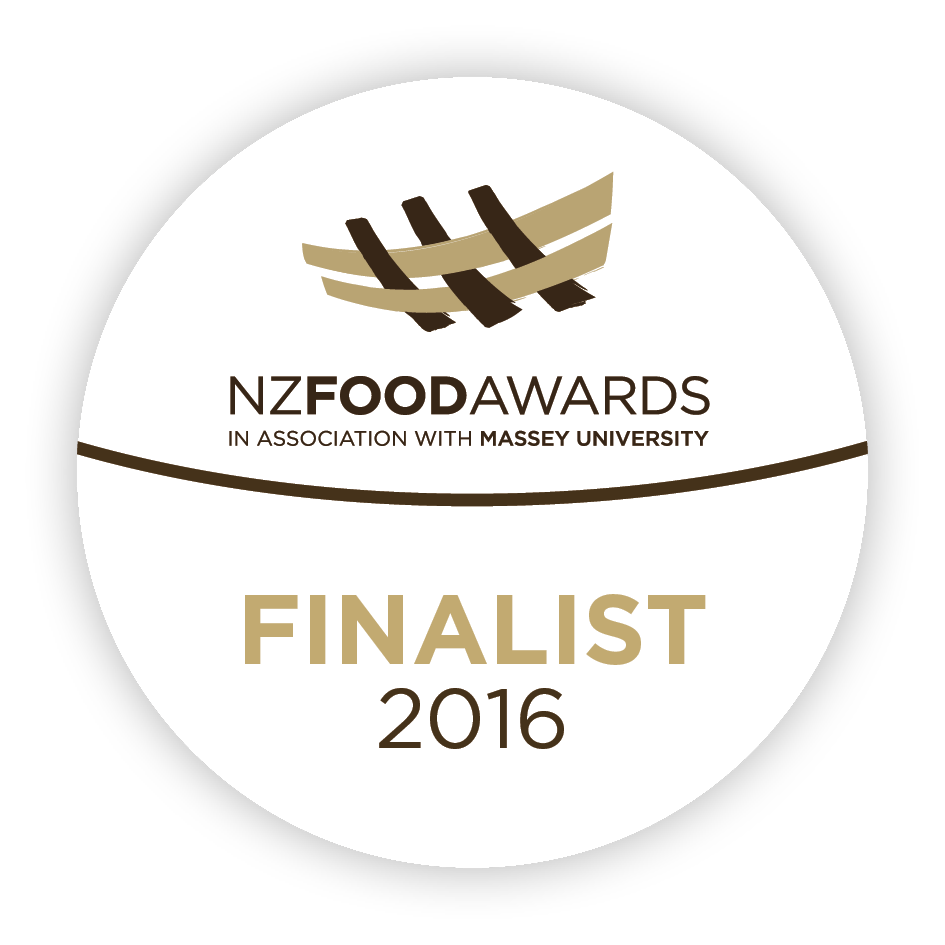 2016 New Zealand Food Awards
