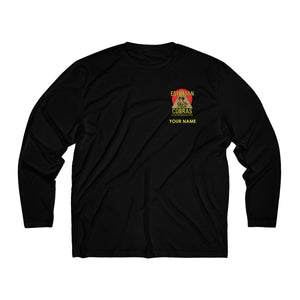 Cobras Corner Logo Long Sleeve Tee