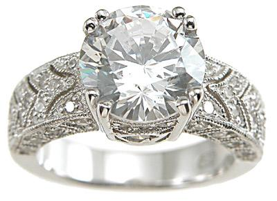 Sterling Silver Engagement Rings and Wedding Rings for Men and Women