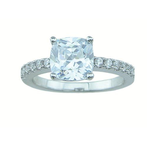 Cubic Zirconia Rings, Fashion Rings, Engagement Rings, Sterling Silver Rings