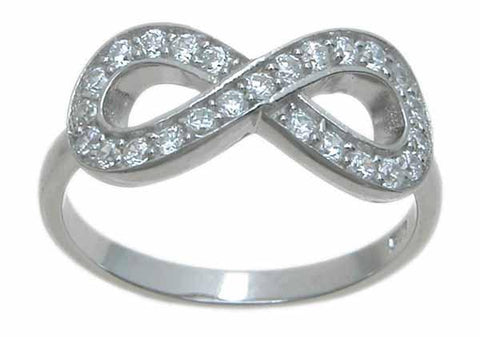 Sterling Silver Rings, Promise Rings, Fashion Rings, Cubic Zirconia Rings