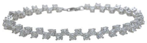 925 sterling silver fashion bracelet