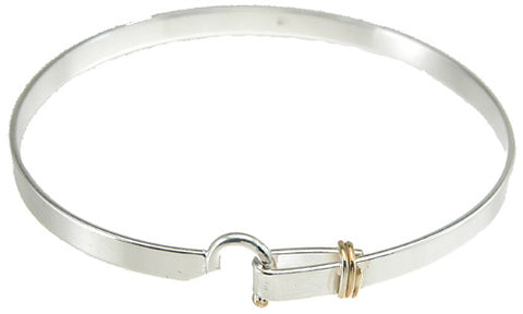 925 sterling silver fashion bangle